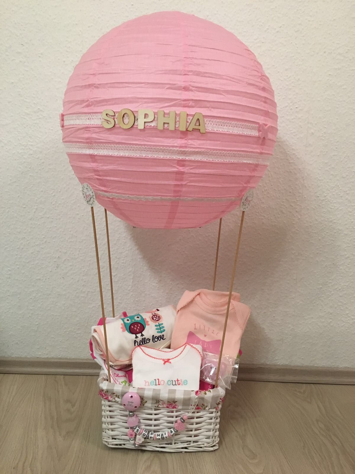 babyshower geschenk ballon too cute pinterest baby baby shower und cute. Black Bedroom Furniture Sets. Home Design Ideas