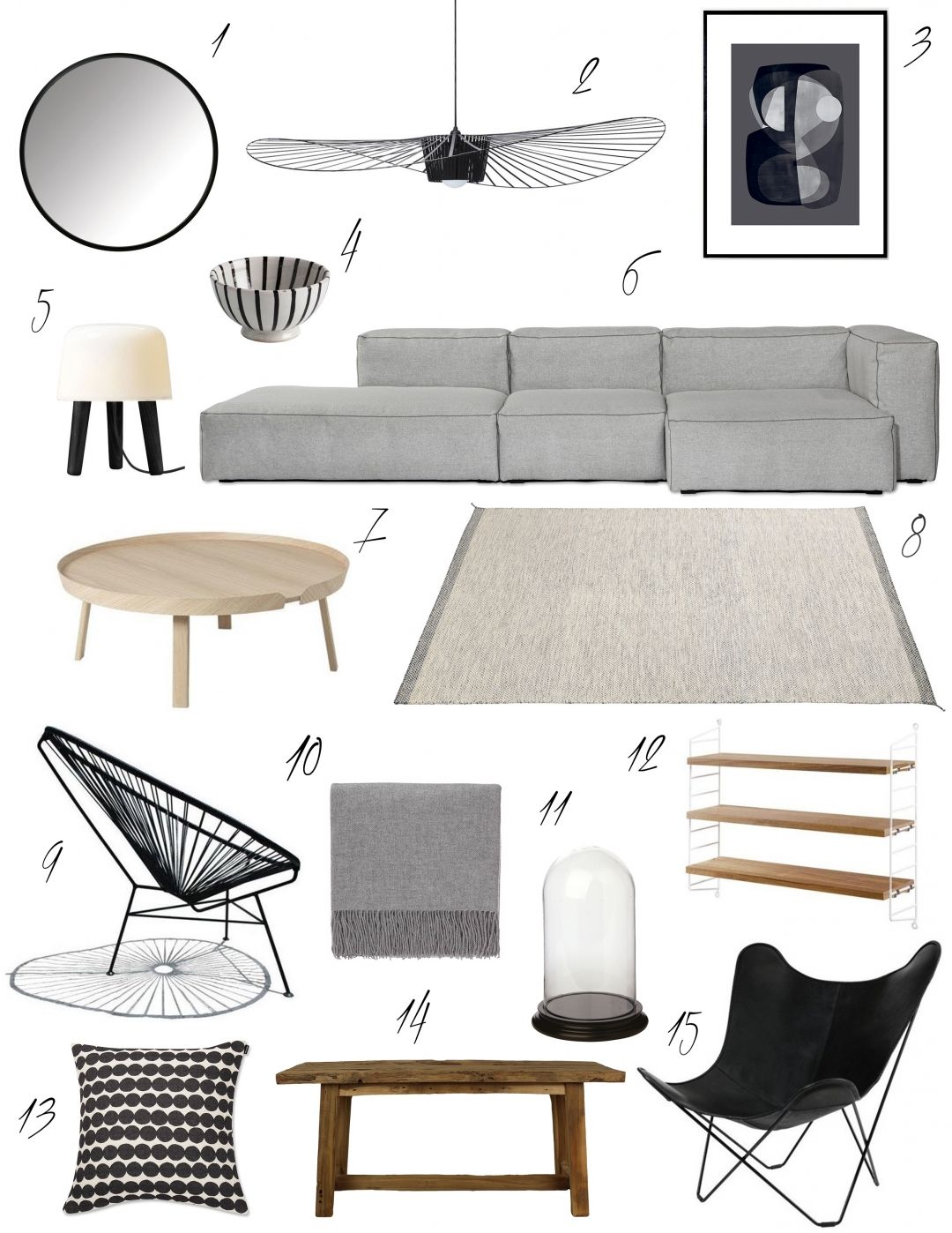 Photo of WOHNZIMMER INSPIRATION / LIVINGROOM INSPIRATION – traumzuhause