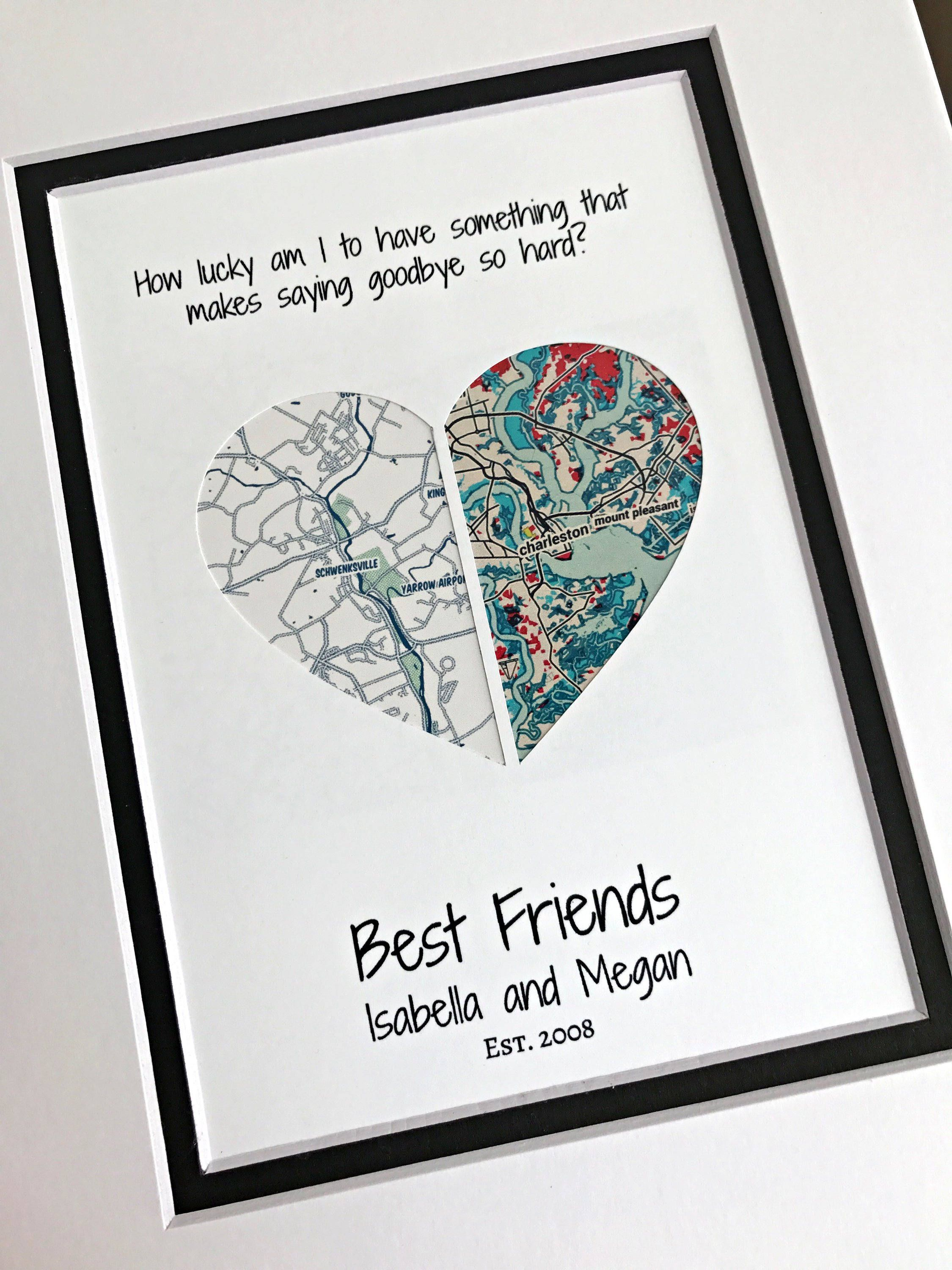 Marvellous Friends Friend Going Away Gift Personalized Gifts Friend Gifts Friend Going Away Gift Personalized Gifts Adults Friend Gifts Buzzfeed gifts Best Friend Gifts