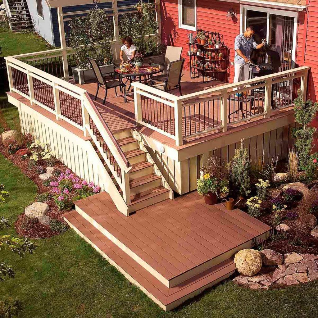 13 Before and After Backyard Makeovers You Can Do in a ...