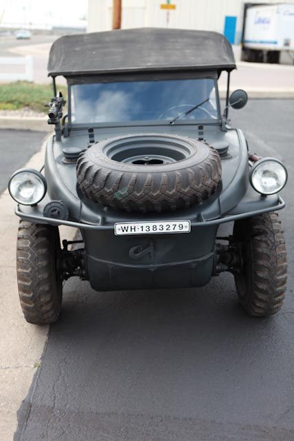 1943 VW Schwimmwagen For Sale | air cooled | Amphibious