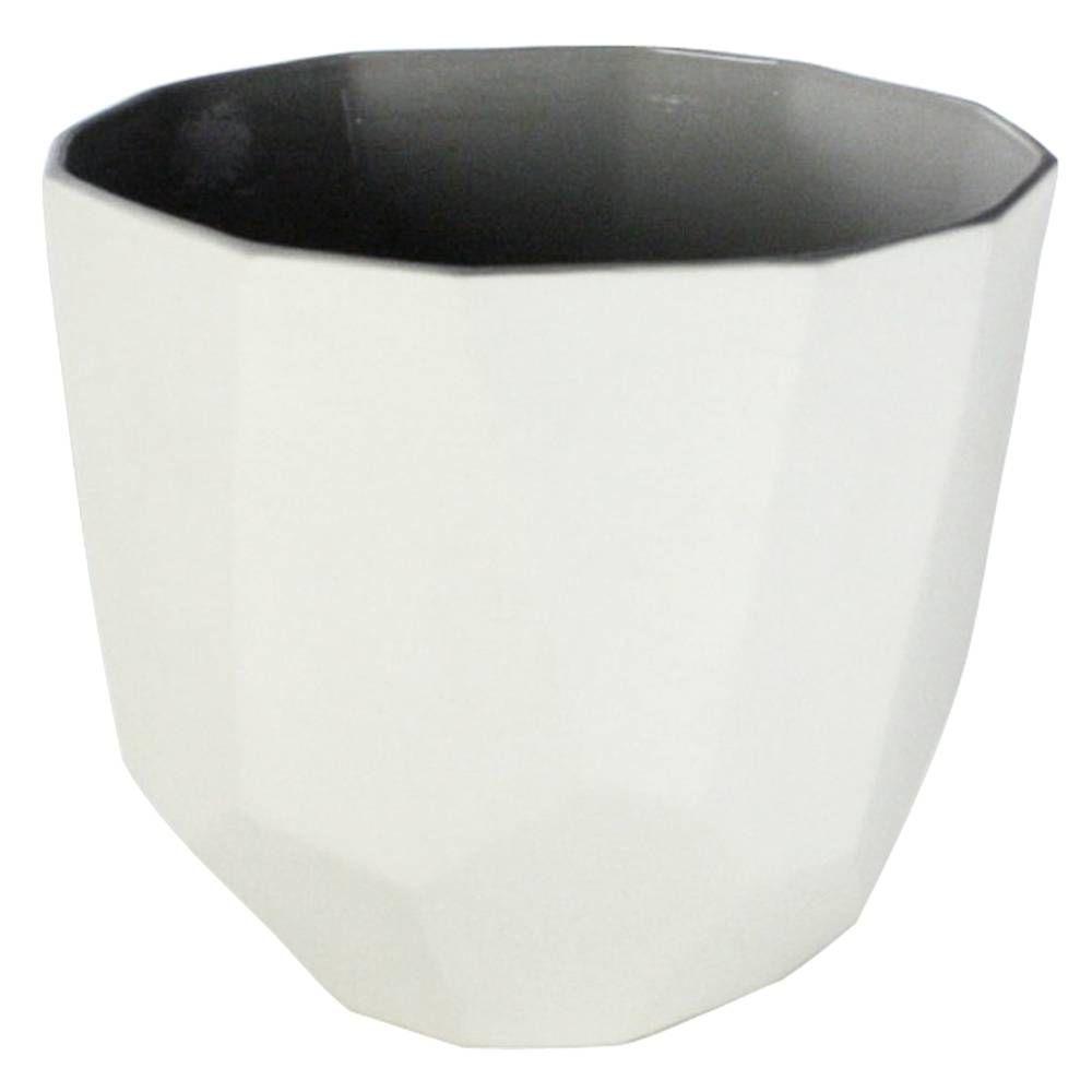 Quartz Faceted Ceramic Bowls - HomArt - $24.00 - domino.com