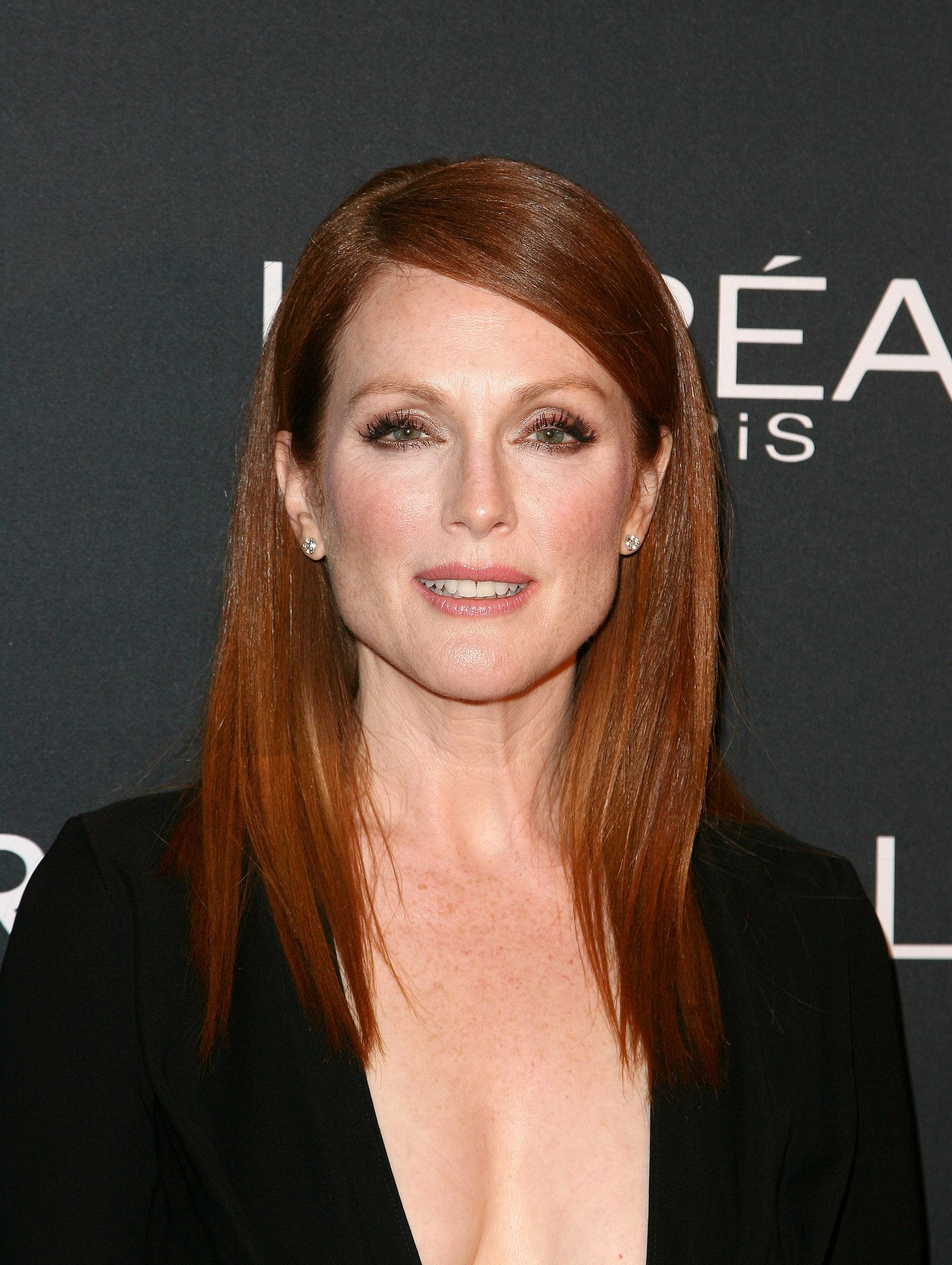 Debra Messing Braless Simple julianne moore   julianne moore, green eyes and red hair