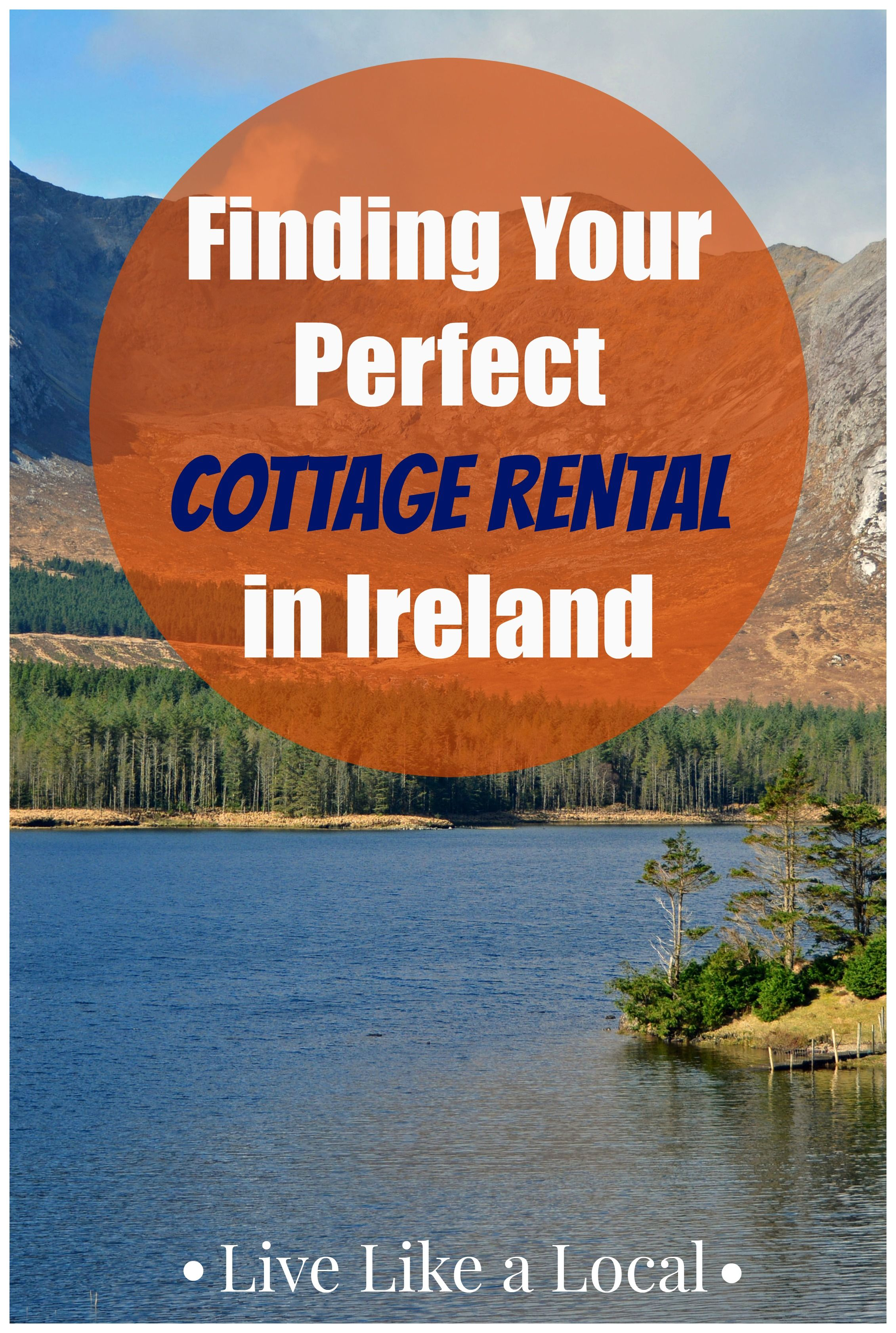 Rent a private cottage on your next visit to Ireland to experience ultimate comfort and local living.