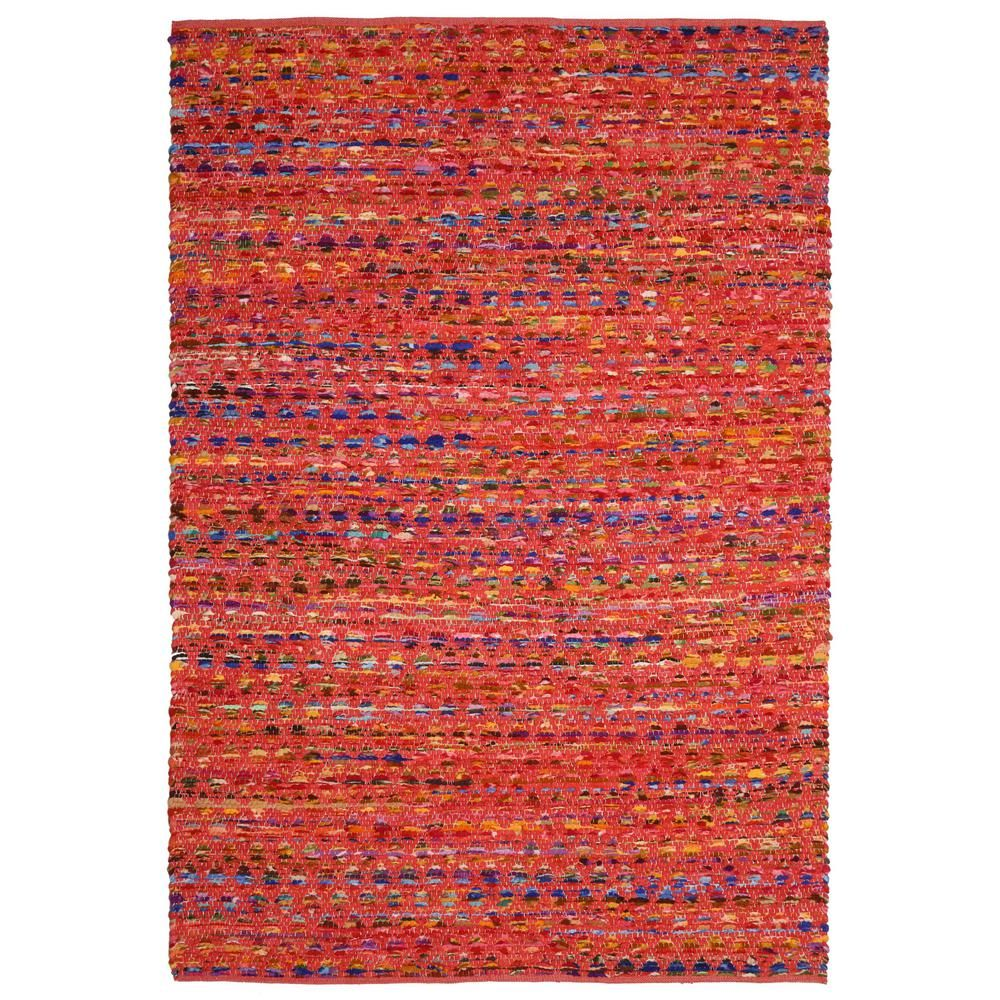 Complex Blush Cotton 1 Ft 9 In X 2 Ft 10 In Accent Rag Rug Cfw1072 Woven Rug Colorful Rugs Rugs