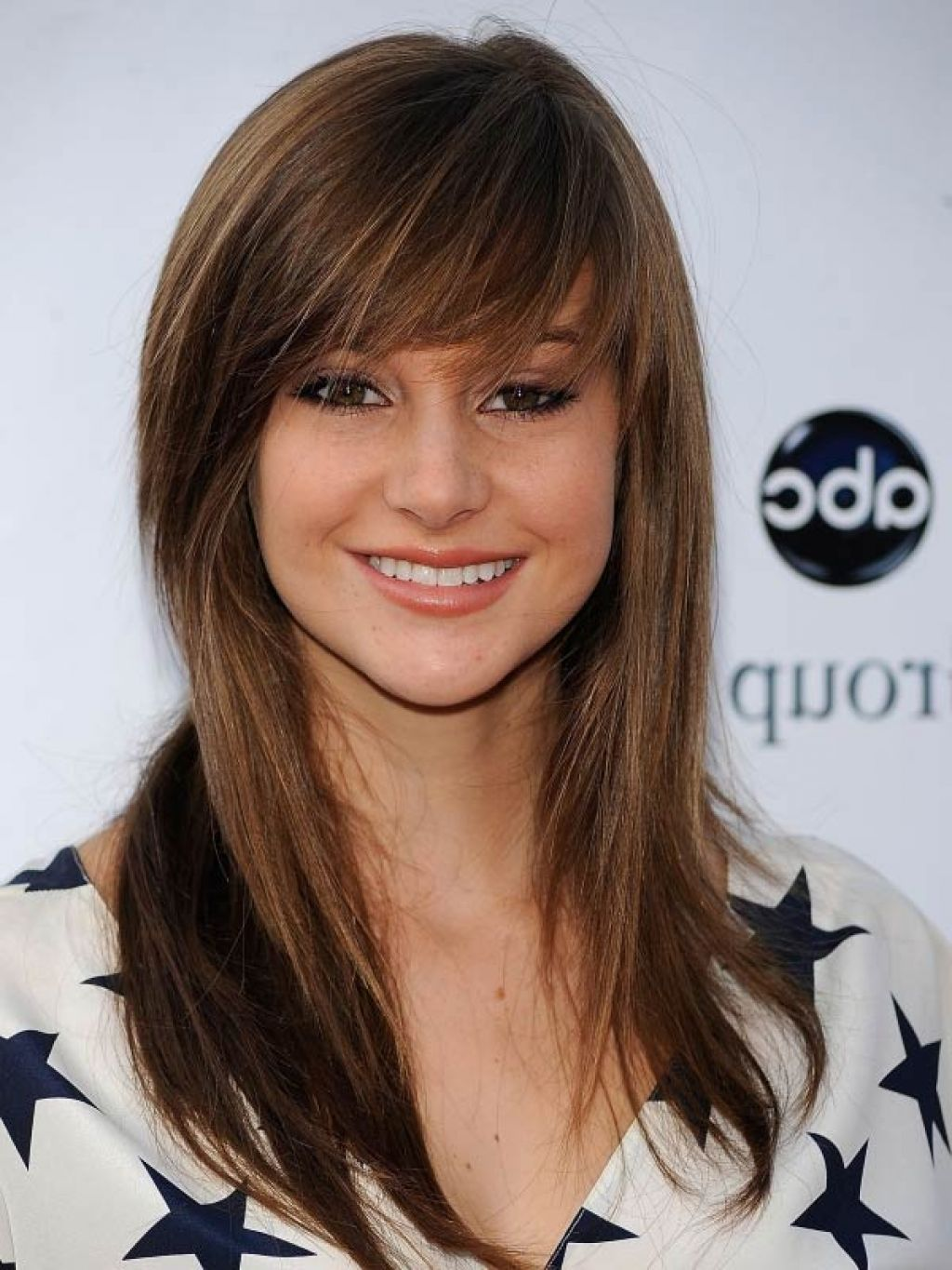 Cute Girl Hairstyles With Long Layer Hair For Teenage ...