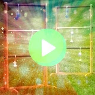 Super ideas wedding backyard games ladder golf49 Super ideas wedding backyard games ladder golf Creating a Dance Floor from Recycled Pallets  Our Childrens Earth Examine...