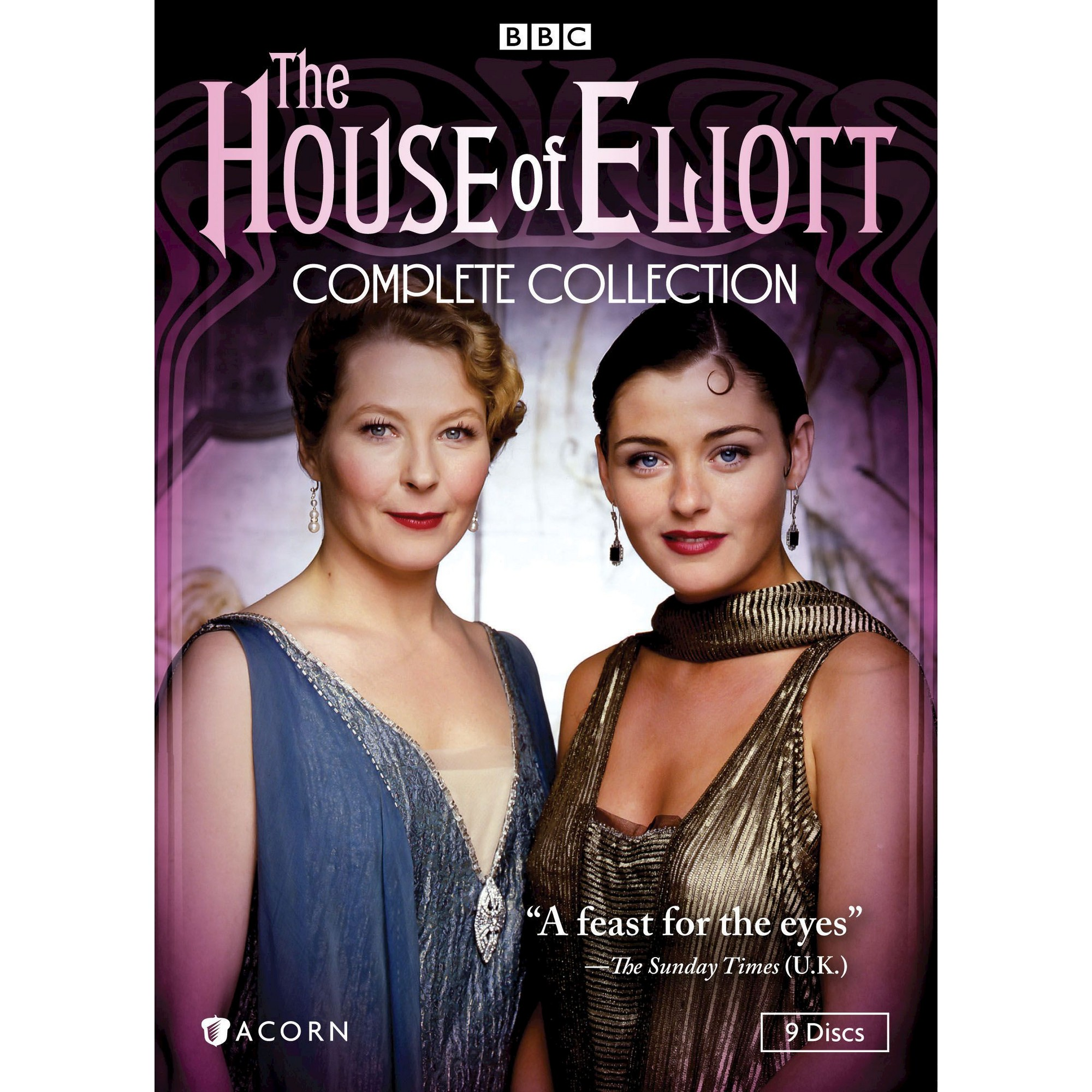 The House Of Eliott Complete Collection Dvd Movies Period