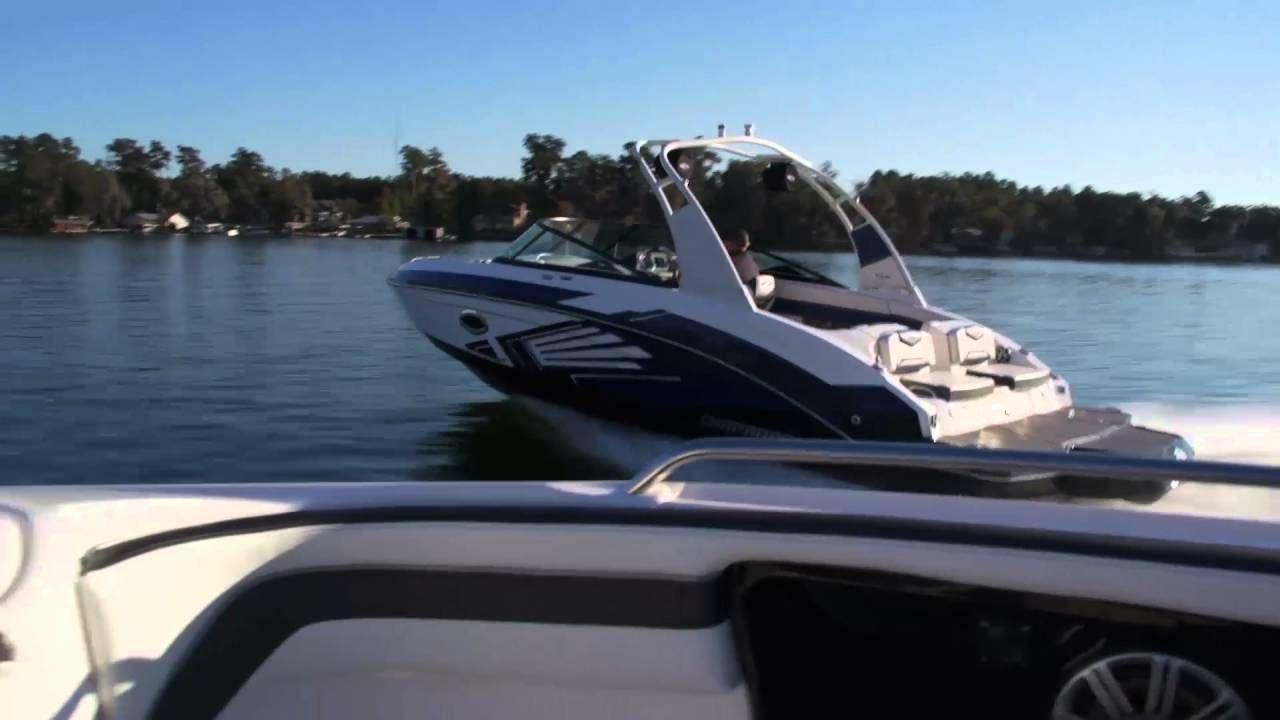Chaparral Vortex Jet Boat vs Yamaha Jet Boat - Horsepower
