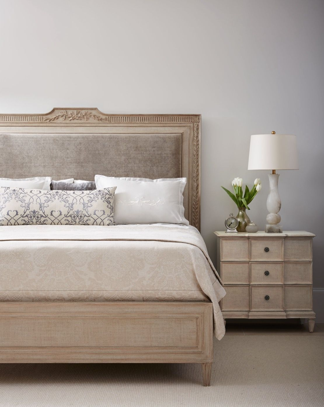 Stanley Furniture Villa Couture Transitional Style