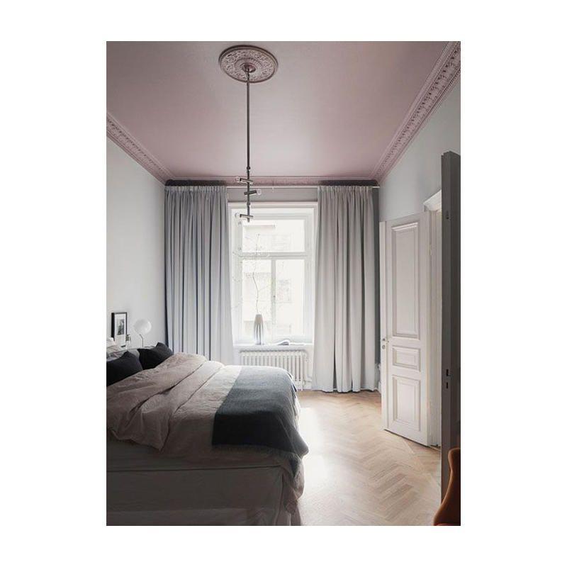 10 Plafonds Colores Uniques Chambre A Coucher Couleur Plafond