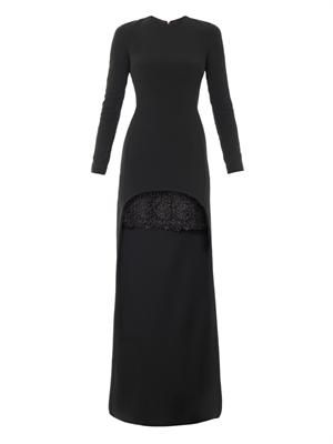 STELLA MCCARTNEY Millie cady lace trim dress (174586)  €2,345 Now €1,173 Save 50%