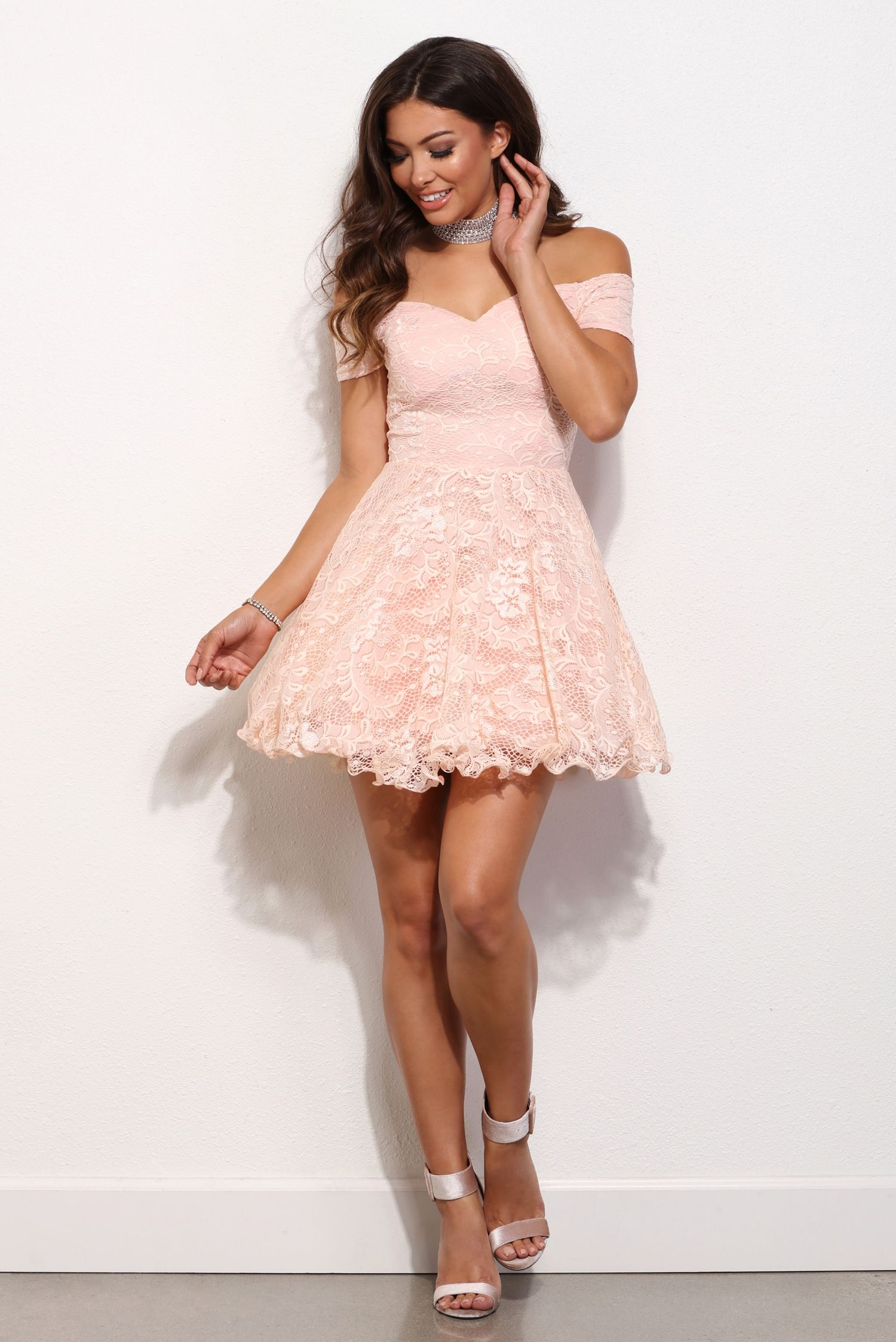 762919f0146 Rose Sweet Day Dress