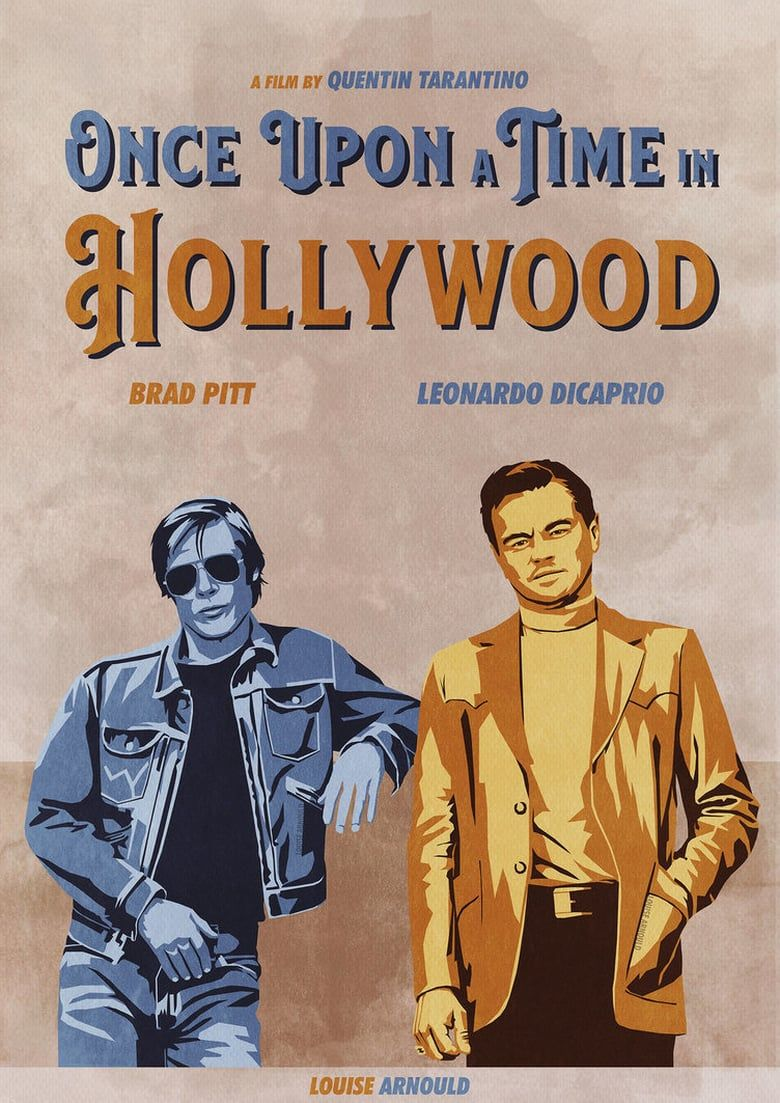 Once Upon A Time In Hollywood Stream English