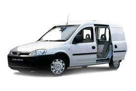 Vauxhall Combo 5 Seater Van Vauxhall Opel Car Lease