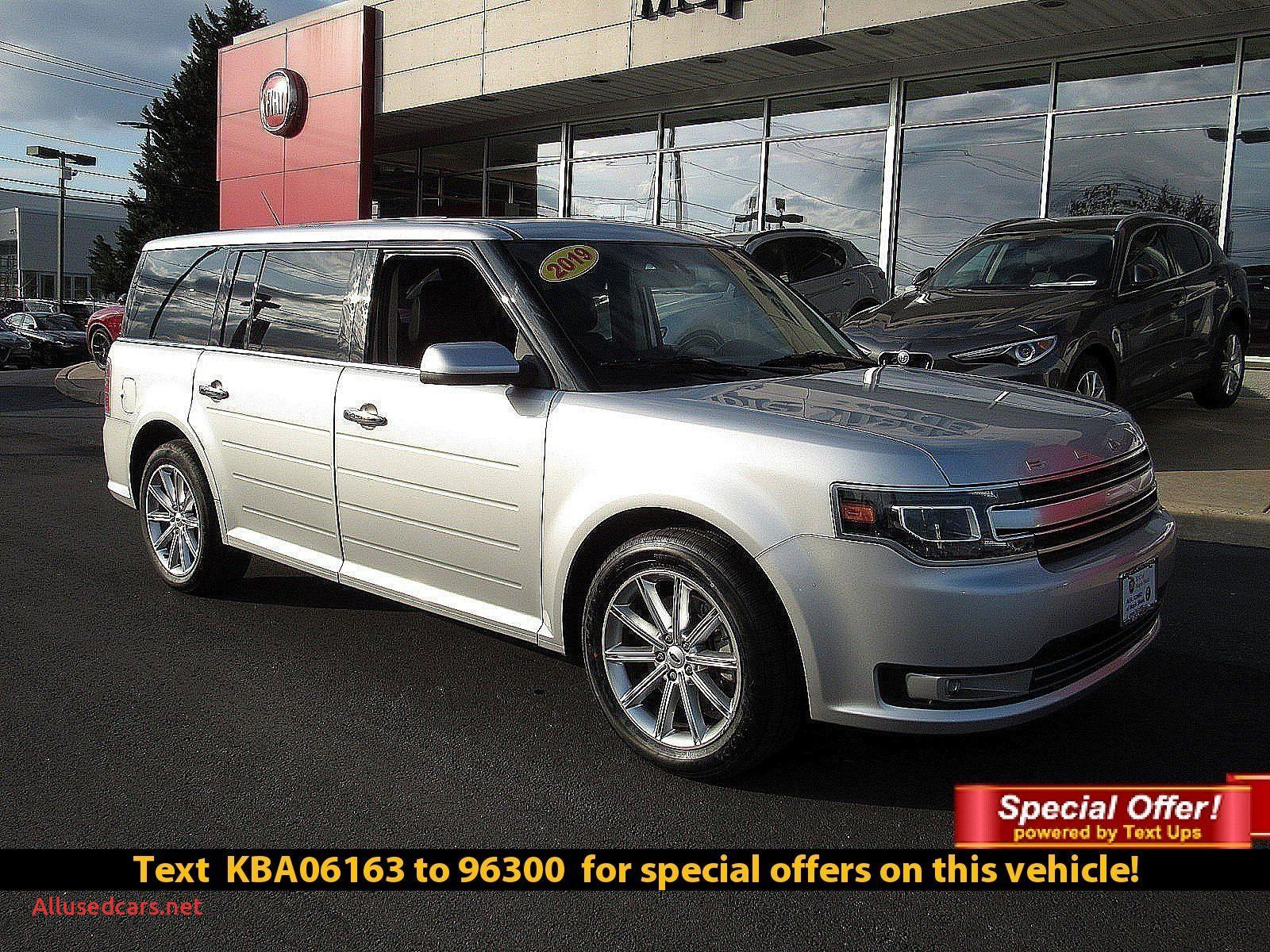 Ford Flex Lease Inspirational Used 2019 Ford Flex Limited In 2020 Ford Flex 2019 Ford Ford