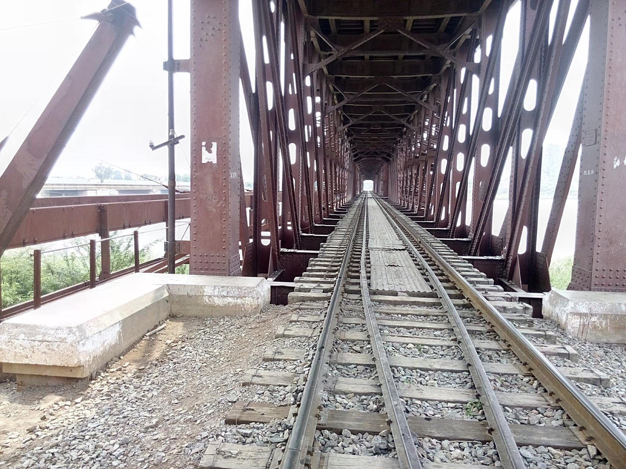 Chenab Railway Bridge, Chiniot