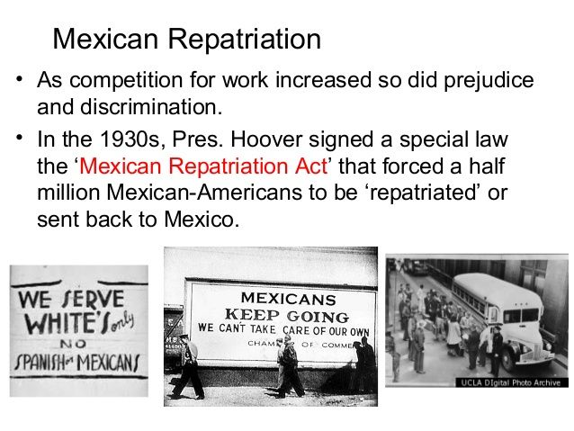 mexicans and discrimination essay Discrimination essay with racism still in existing in this day and time it's hurting the all racial discrimination and hispanics in the essays and term.