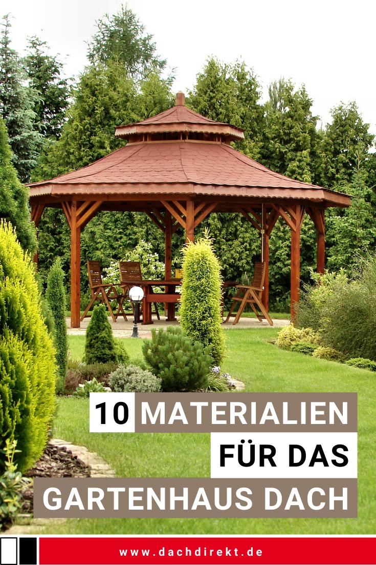 Okologische Dacheindeckung Fur Das Gartenhaus In 2020 Gartenhaus Dach Gartenhaus Dacheindeckung