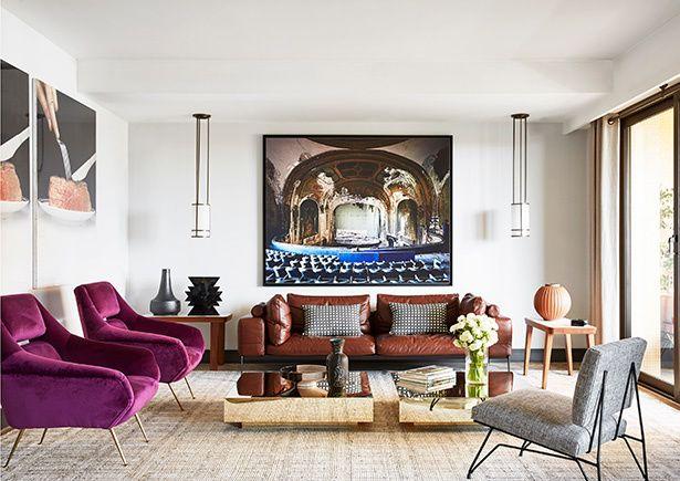 ART DÉCO en la Riviera | Interiors