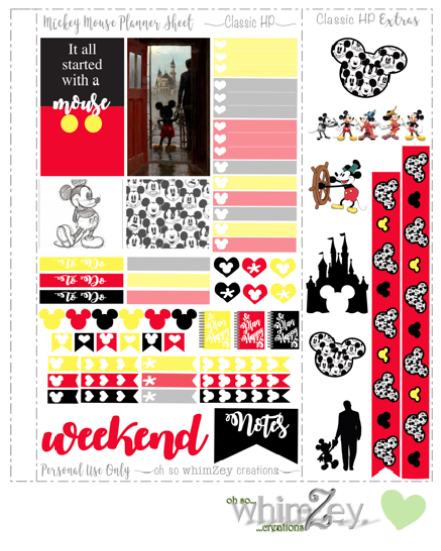 Paper House Life Organized Planner Stickers 4//Sht-Halloween Fun