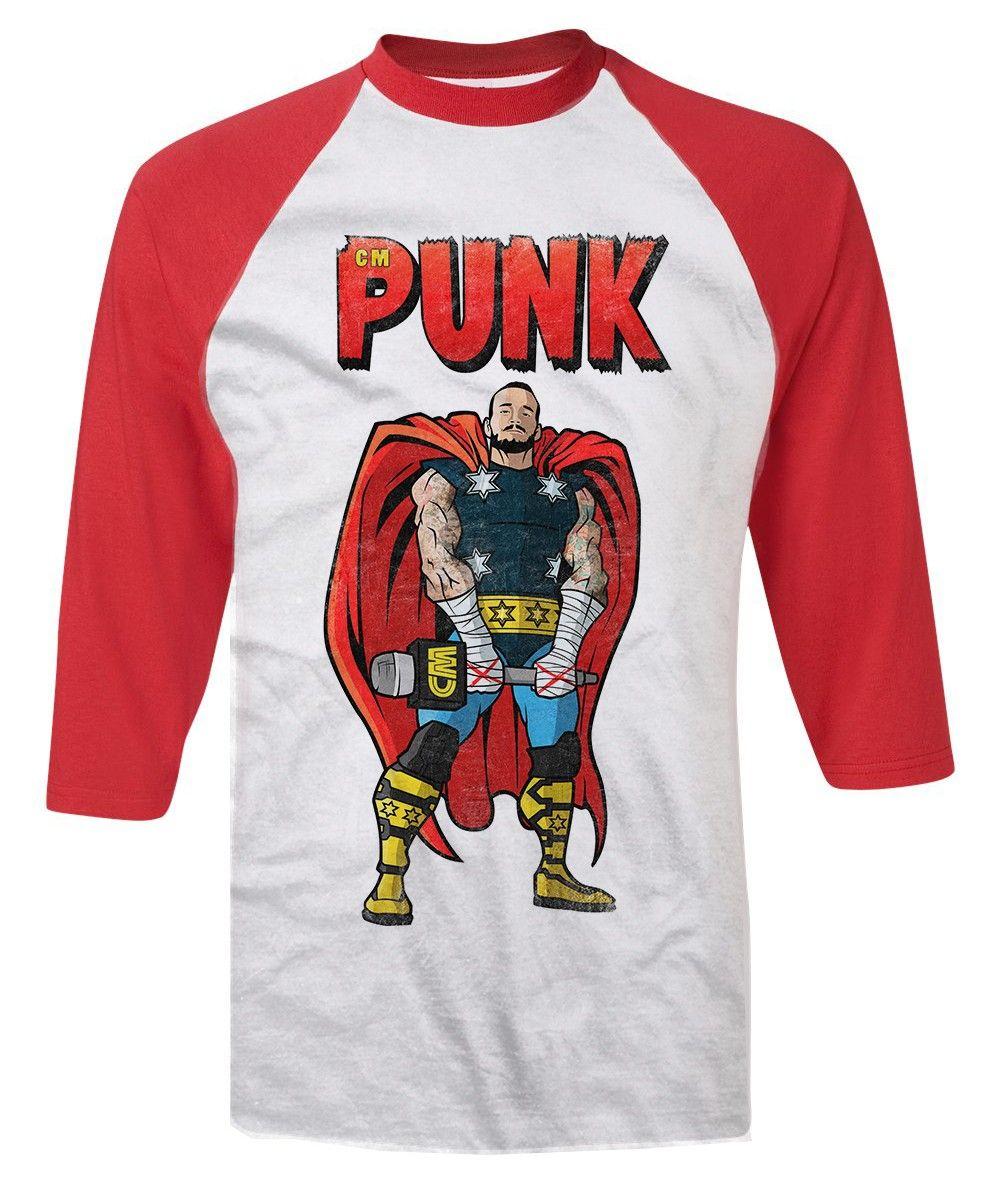 CM Punk God Of Thunder T-shirt