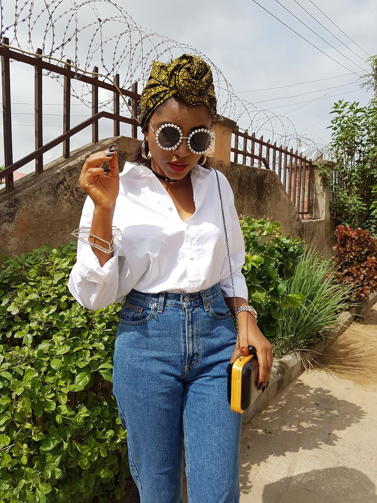 Image result for oversized shirt and jeans