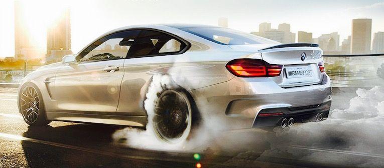 #BMW #M4 #Burnout