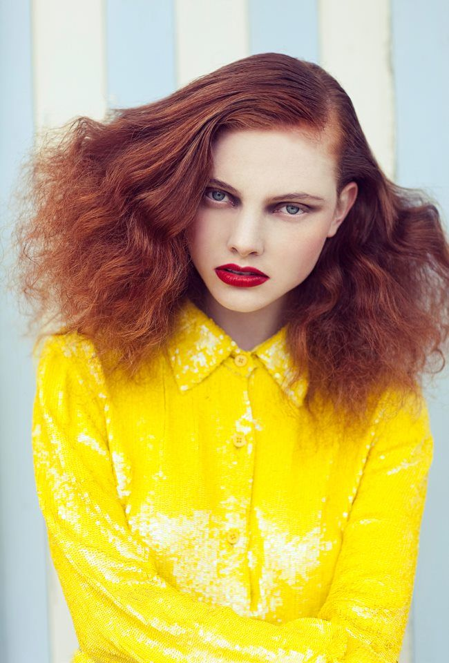 Material Girl Magazine A/W 11  Models: Georgie Hobday (Profile Models London) Styling: Claudia Behnke  Hair: Craig Marsden  Make Up: Leah Mabe  Photo Assistant: Oscar May