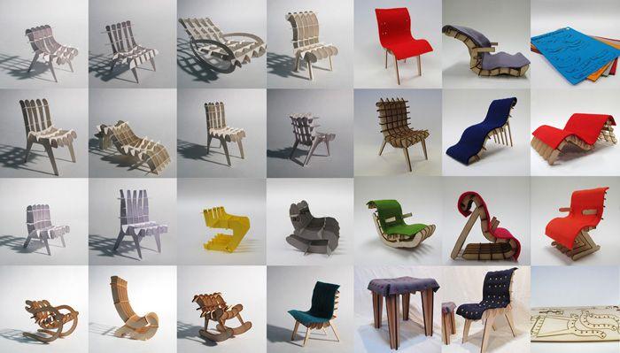 Pappmoebel Kartonmöbel Bett Aus Karton Kinderzimmer Gestalten Ideen Diy  Ideen Büro Designer Möbel Designer Stühle