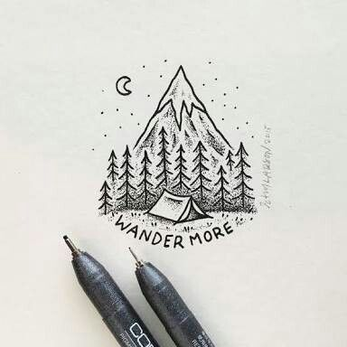 Photo of Random doodling #doodling #minimalist #wanderlust #cute – Beautiful Art