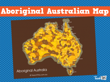 Map 8f Australia.Aboriginal Australia Map Aussie Maps Australia Map Classroom