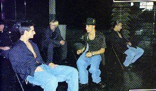 Backstreet Boys – as long as you love me