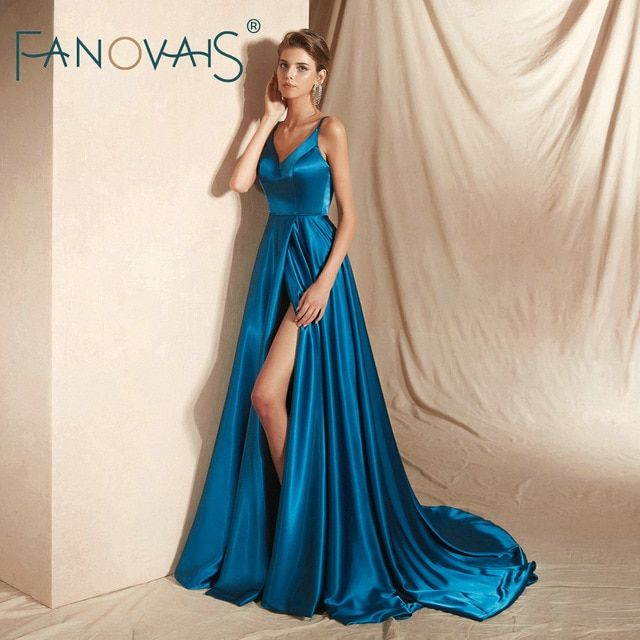 d5815f50329879 2019 Evening Dress Long Formal Dresses abendkleider Prom Dress lange jurken  Evening Party Vestido de fiesta rode de soiree