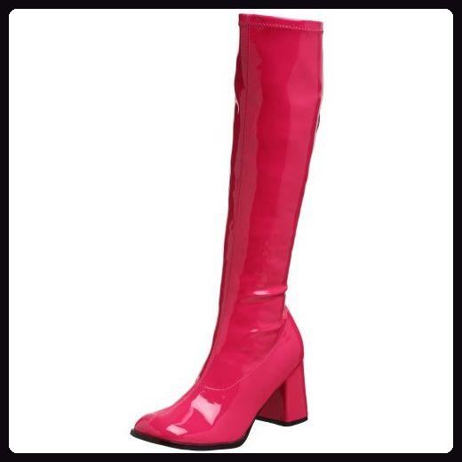 Ital-Design Overknee Stiefel Damen-Schuhe Klassischer Stiefel Keilabsatz/Wedge Keilabsatz Stiefel Schwarz, Gr 38, Y82-