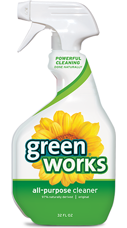 Eco Friendly Natural Cleaning Products Green Works