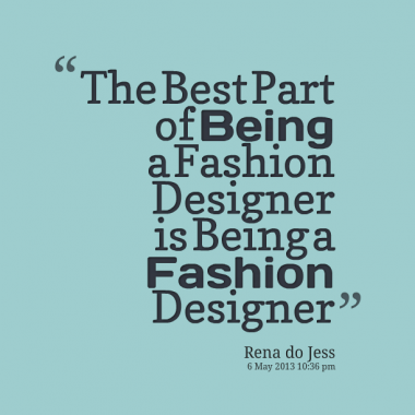 Love for Fashion Designing!   Fashion Quotes   Pinterest   More ...