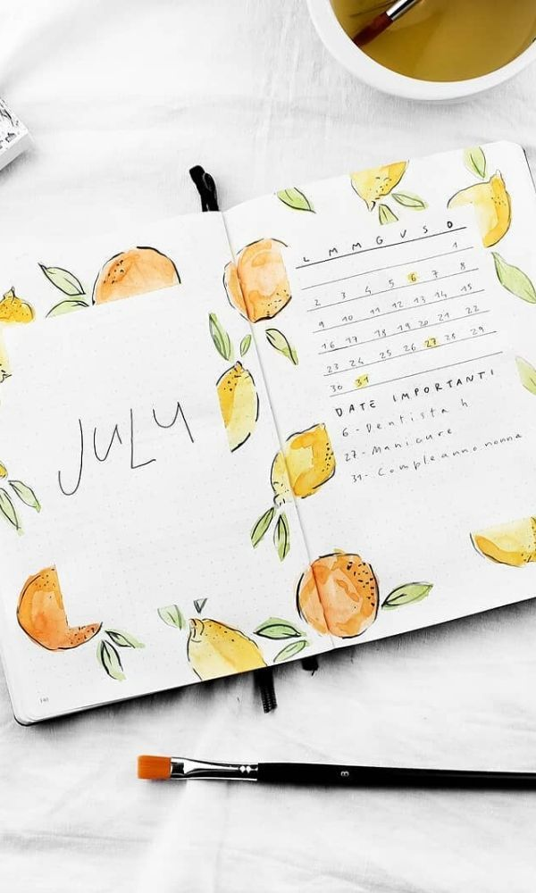 BULLET JOURNAL SPREAD IDEAS THAT WILL INSPIRE YOU