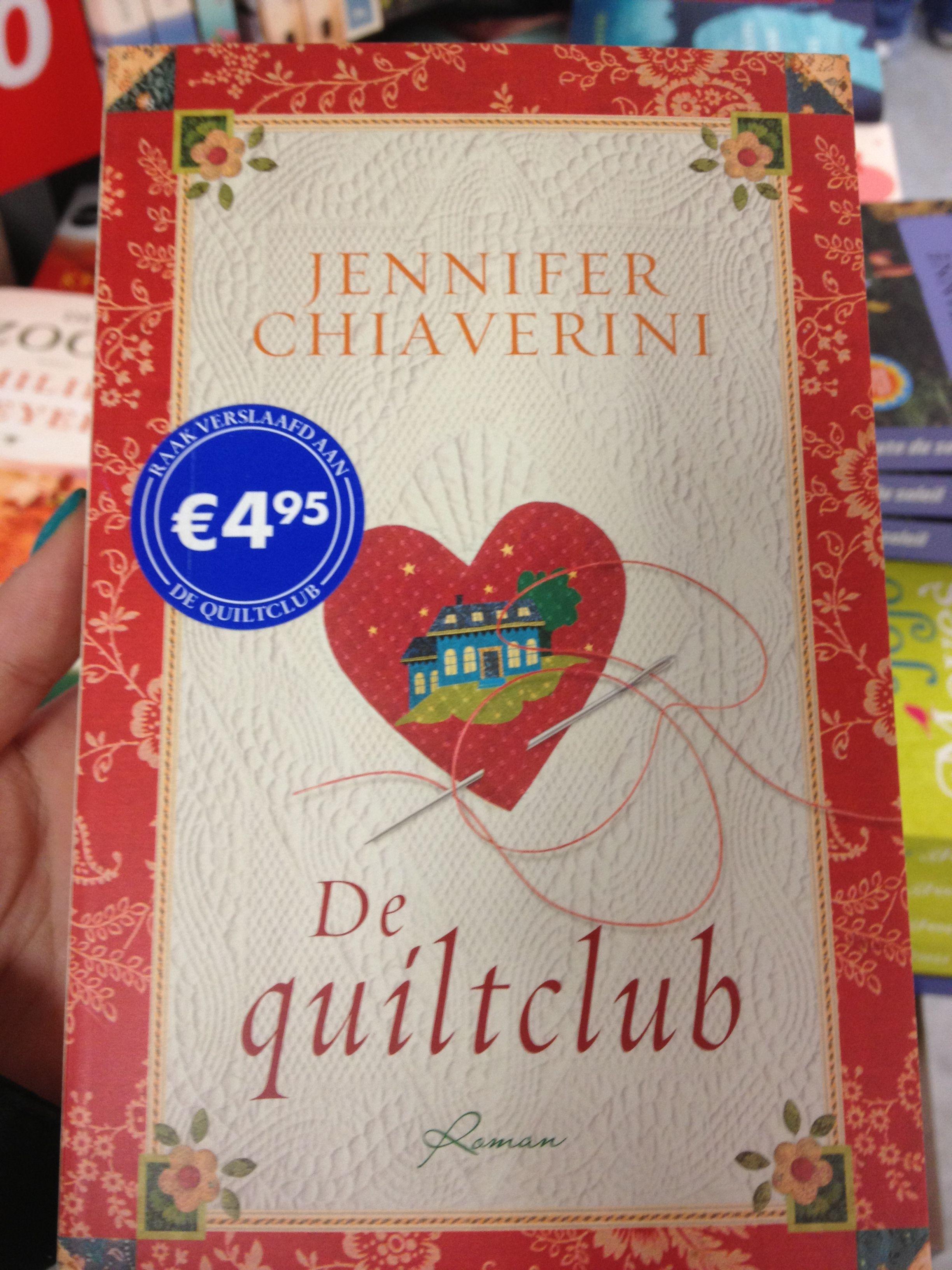 De Bruidsquilt Jennifer Chiaverini.De Quiltclub Jennifer Chiaverini Books Boeken