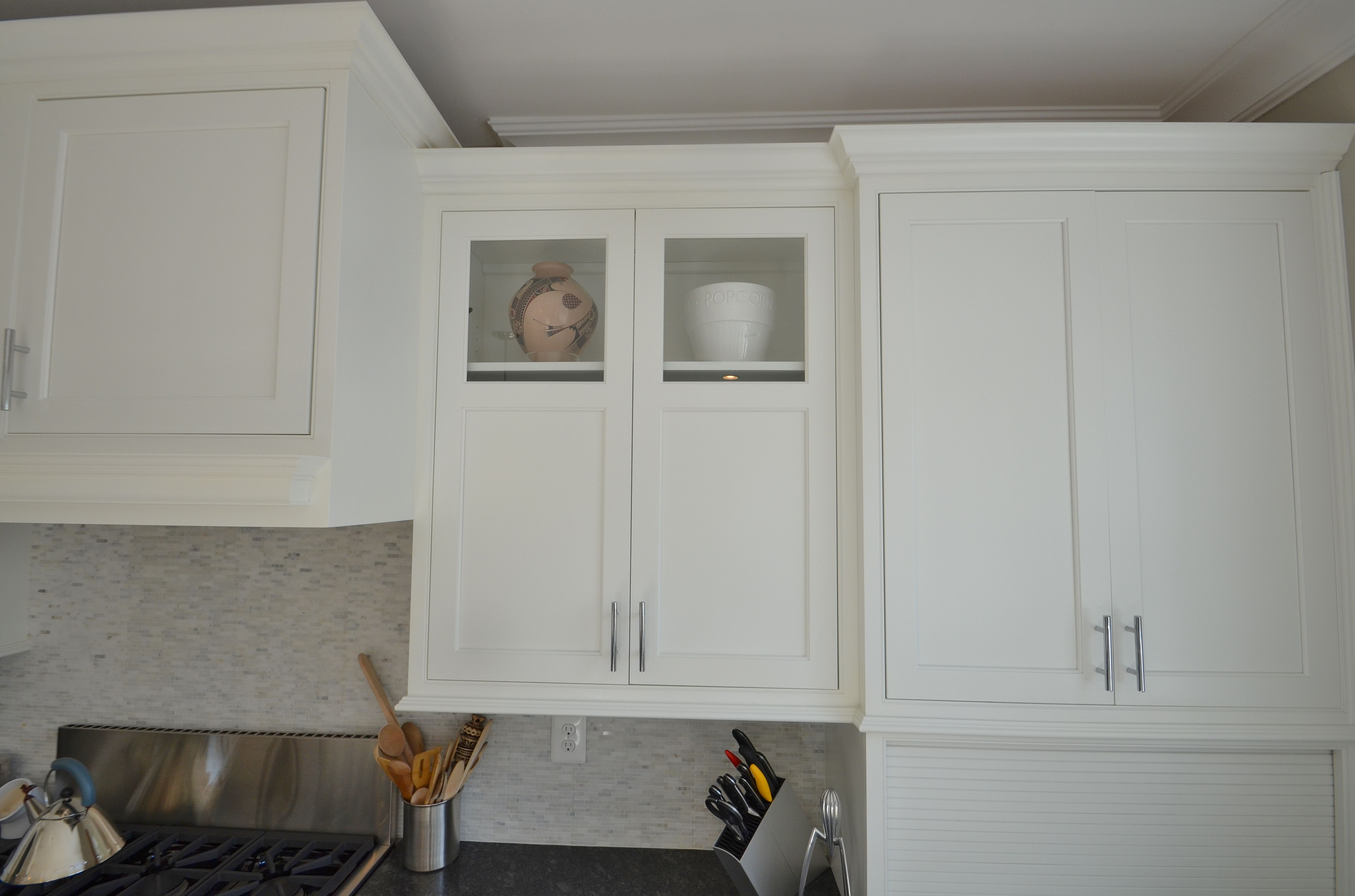 Ideas For Kitchen Cabinet Doors Transom Cabinet Doors Choose Any Glass You Like White Kitchens