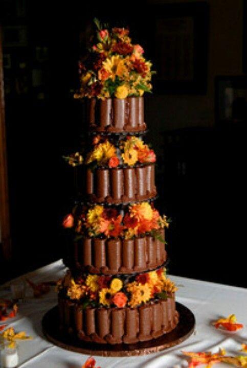 My Little Debbie Swiss Cake Roll Wedding Cake Designed By Me