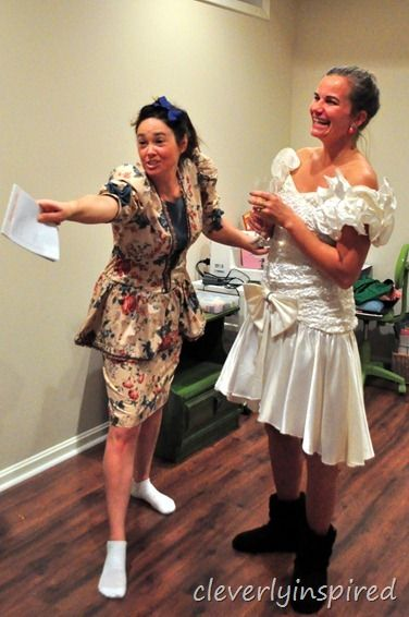 Ugly Dresses - Hen Party theme idea! All guests buy/find/borrow the ...