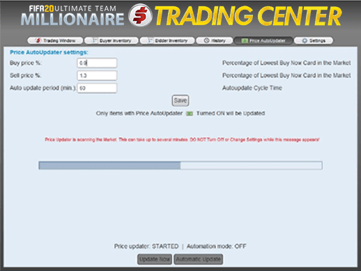 ultimate trading robot settings brd bitcoin trading view