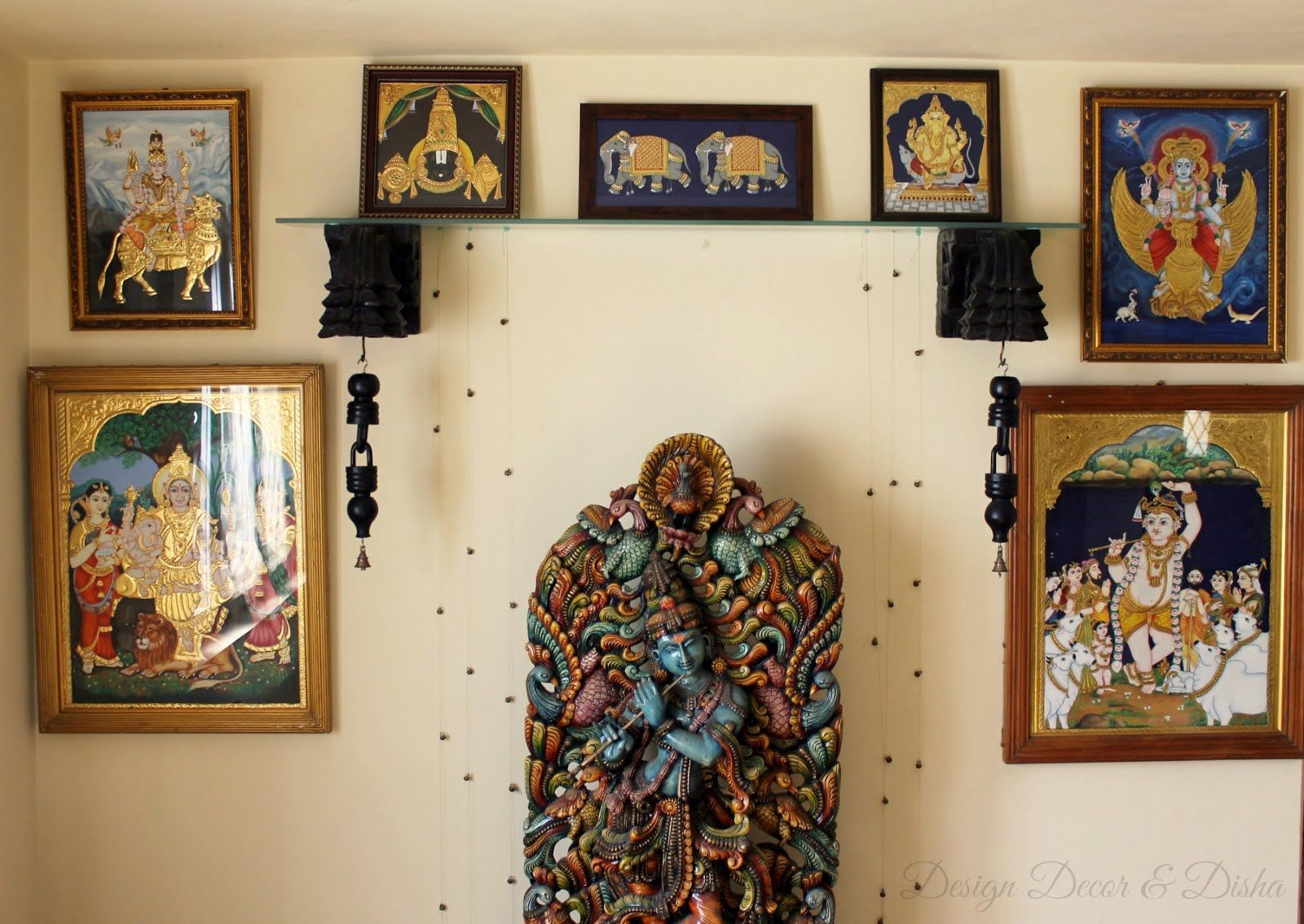 Wall Stories Traditional Indian Wall Decor Indian Wall Decor