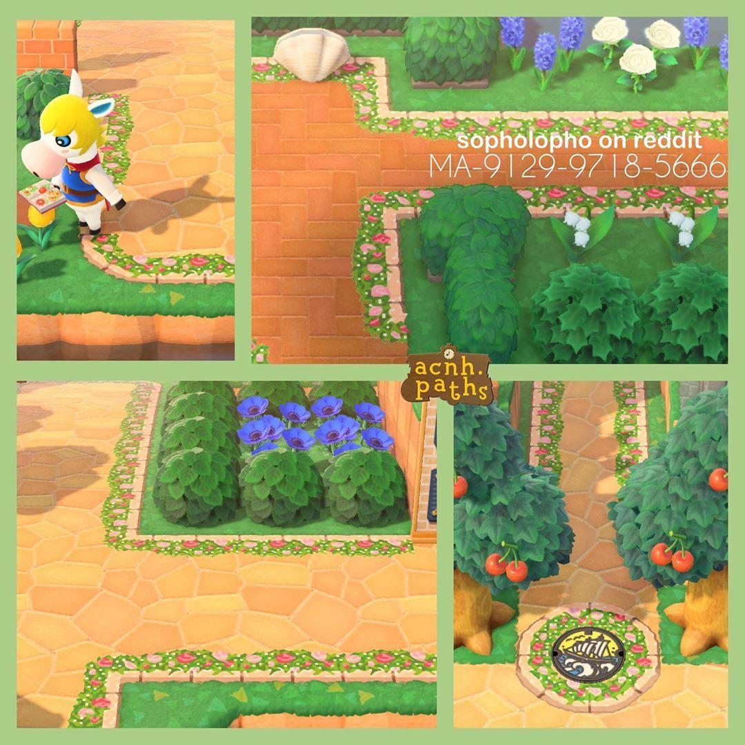 "Animal Crossing Patterns on Instagram ""Versatile plant"