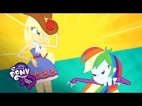 Mlp Friendship Is Magic Raise This Roof Canterlot Short Ep 3 Youtube Ninas Ecuestres My Little Pony Equestria Rainbow Dash