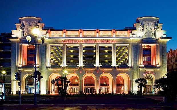 Hyatt Regency Nice Palais De La Mediterranee Hotel Exterior Nice France Best Hotels