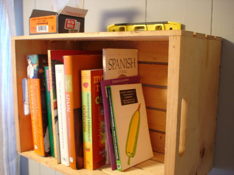 Best 25 Cookbook Shelf Ideas On Pinterest Built In