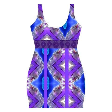 catlins dream Full Print Bodycon Dress
