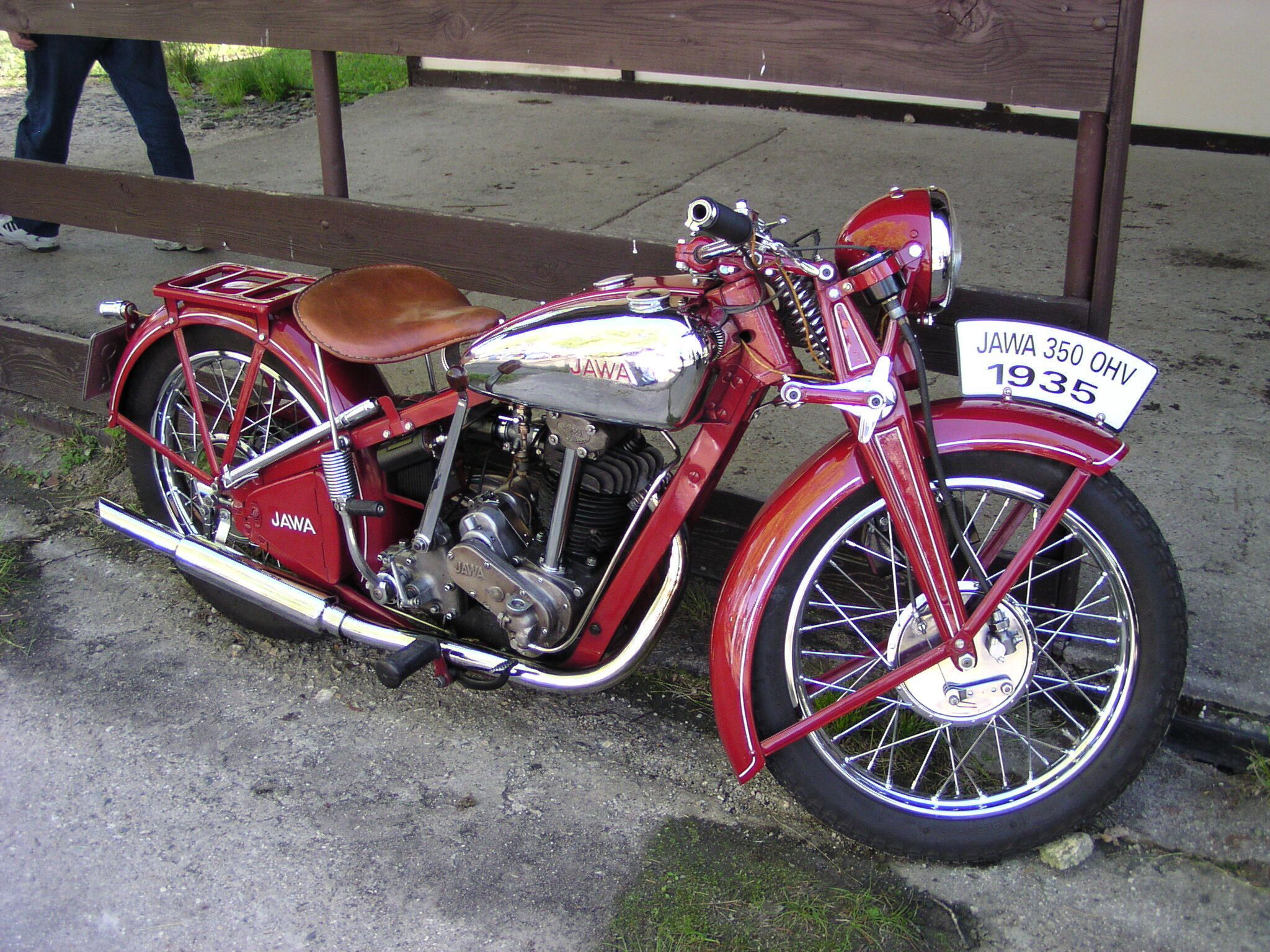 1935 jawa 350 ohv east bloc motorcycles are timeless. Black Bedroom Furniture Sets. Home Design Ideas